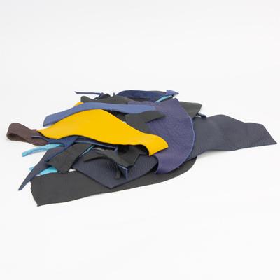 IVAN 彩色碎皮(混色/約500g)95550-999