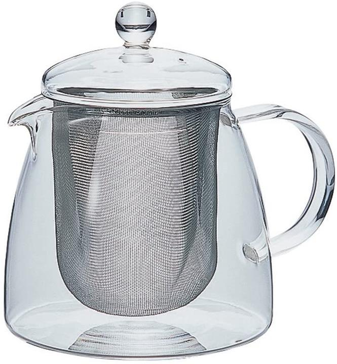 【日本代購】Hario 葉子 茶壺 Pure 700毫升 4杯用 CHEN-70T