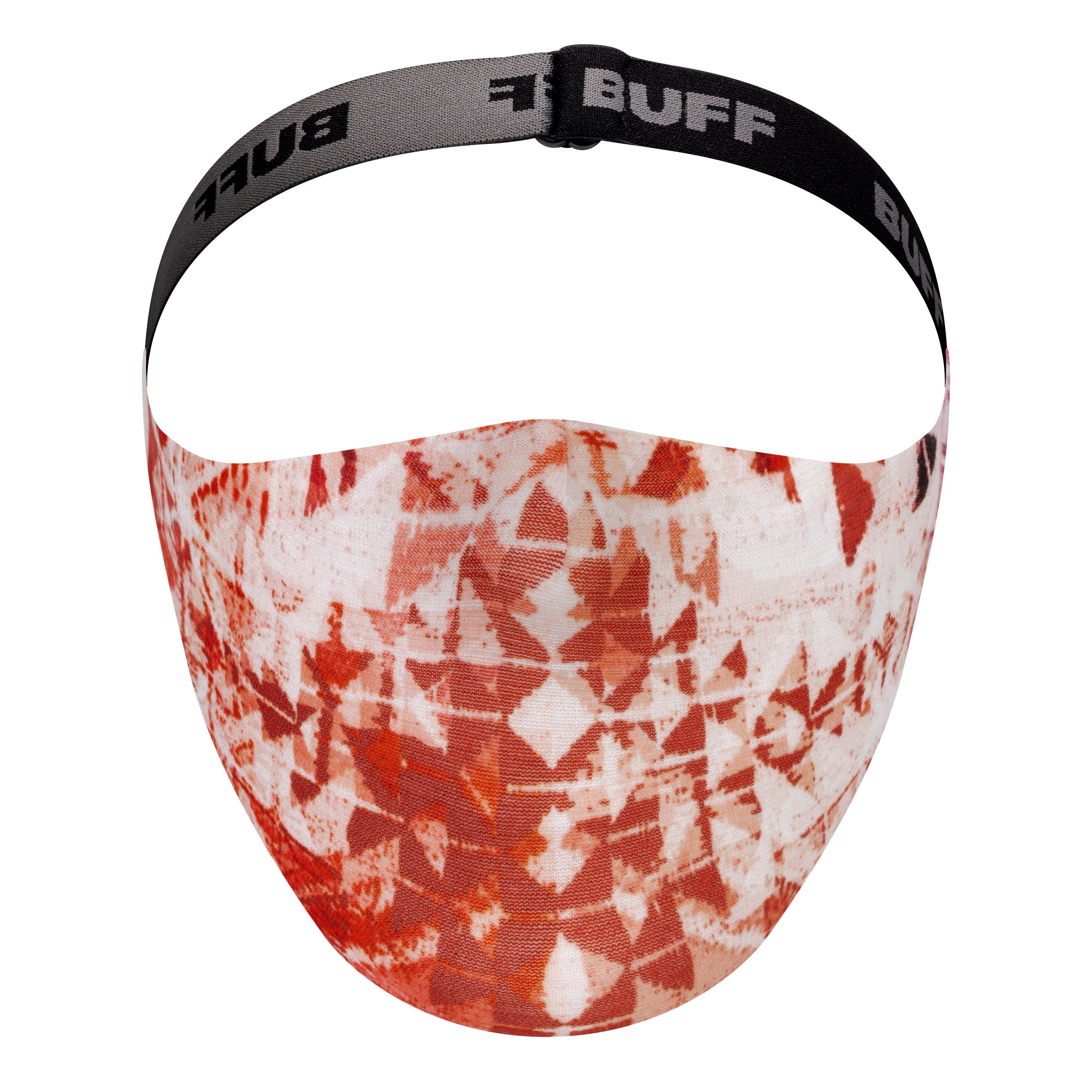 BUFF\tCoolnet抗UV可替換濾網口罩 萬象菱格\tBF126639-555\tZ1350\t【Happy Outdoor 花蓮遊遍天下】