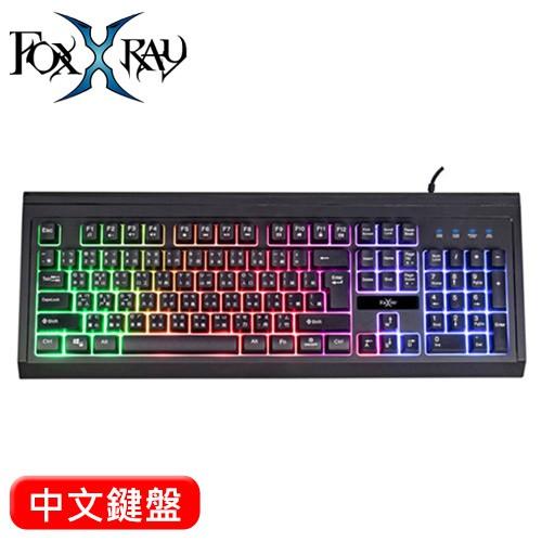 FOXXRAY 狐鐳 FXR-BKL-60 灰燼戰狐電競鍵盤