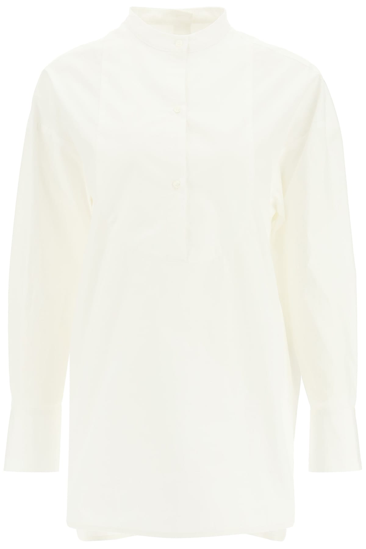 Loulou Studio Pini Cotton Shirt