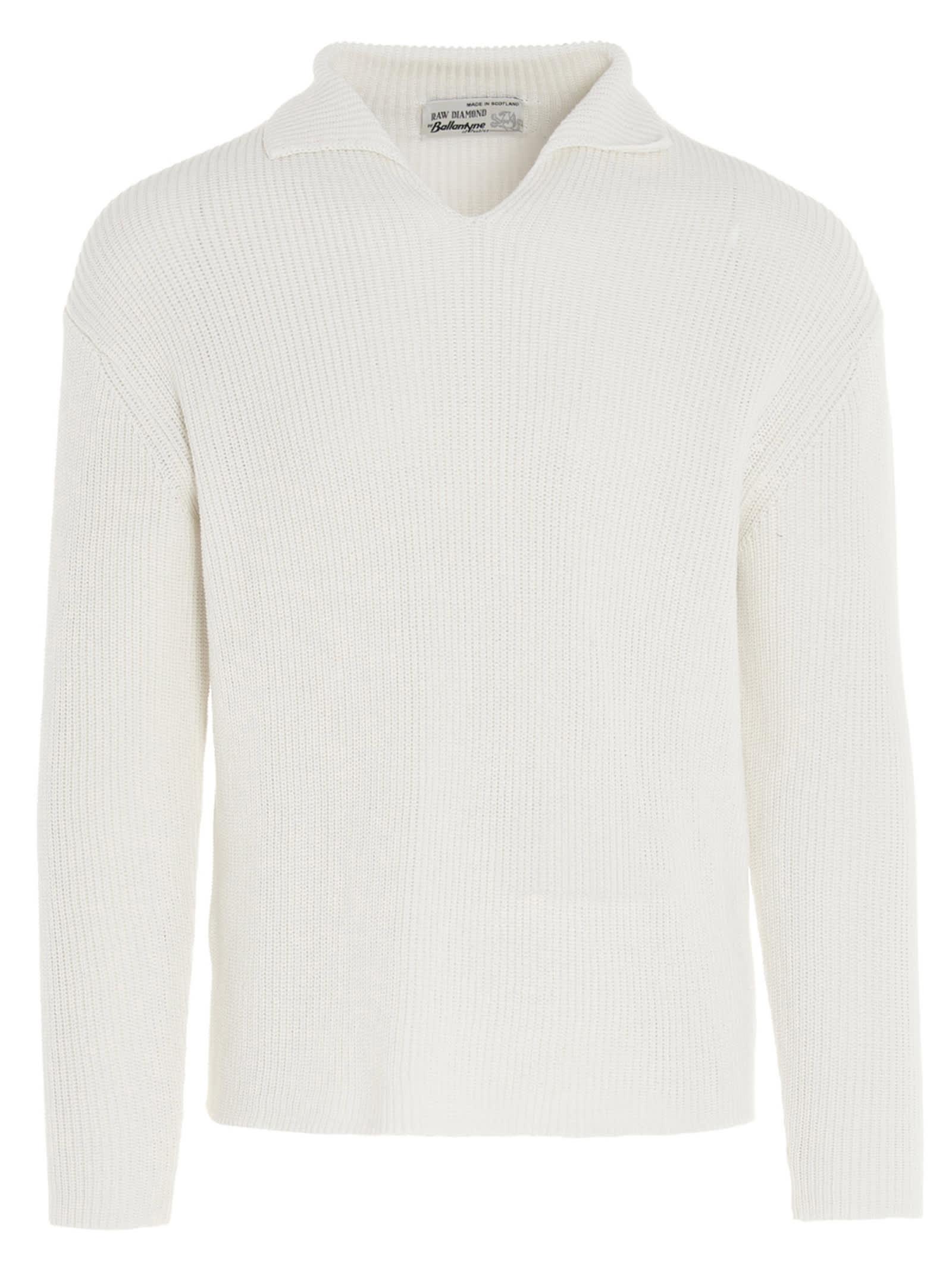 Capsule Raw Diamond Sweater