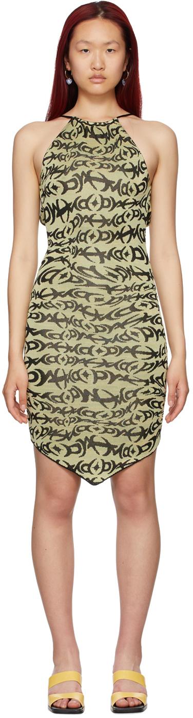 Paloma Wool 绿色 Prue 连衣裙