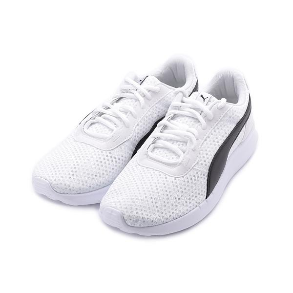 PUMA ST ACTIVATE 輕量跑鞋 白黑 36912221 男鞋