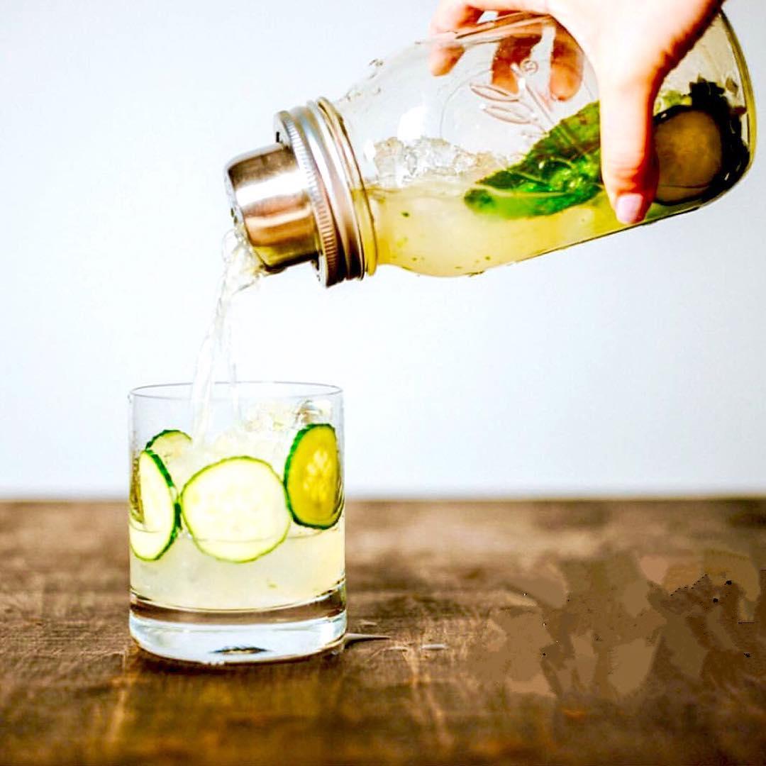 MasonShaker梅森調酒器家用攪拌杯酒吧靈魂美式不銹鋼雪克調酒器