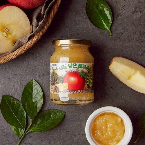 [PEACOCK] Mamolo 蘋果奶油果醬 (350g)