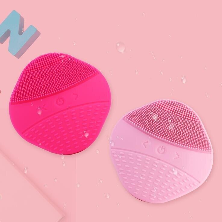 佳禾美洗臉儀洗面機毛孔清潔器女電動硅膠刷潔面神器卸妝儀充電式