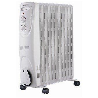 惠而浦 11 葉片/頁片式 電暖器/電暖氣/電暖爐(機械式) WORM11W