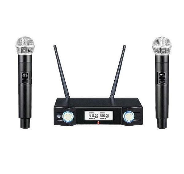 《名展音響》 Poise 歌手專業級 WM-U10 UHF 卡拉ok高傳真無線麥克風組 (台灣品牌)