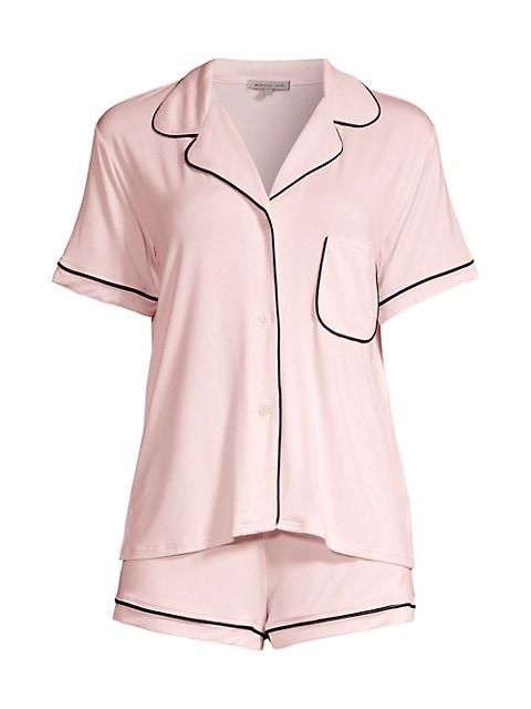 Katelyn 2-Piece Short Pajama Set