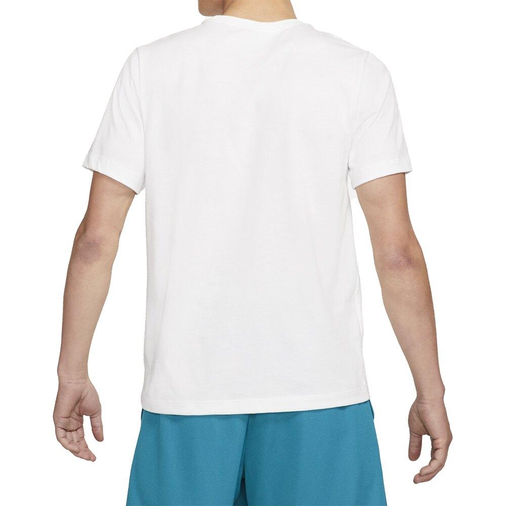 NIKE OC SSNL FRAN SWSH TEE 白 男 LOGO 圓領 運動 短袖 T恤 DD0796100