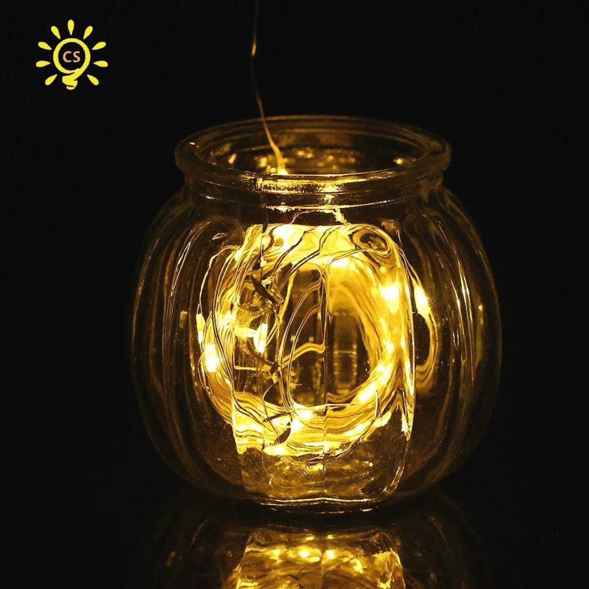 【全館免運】防水10M 100 LED LED節日燈串聖誕童話燈串 CS燈具
