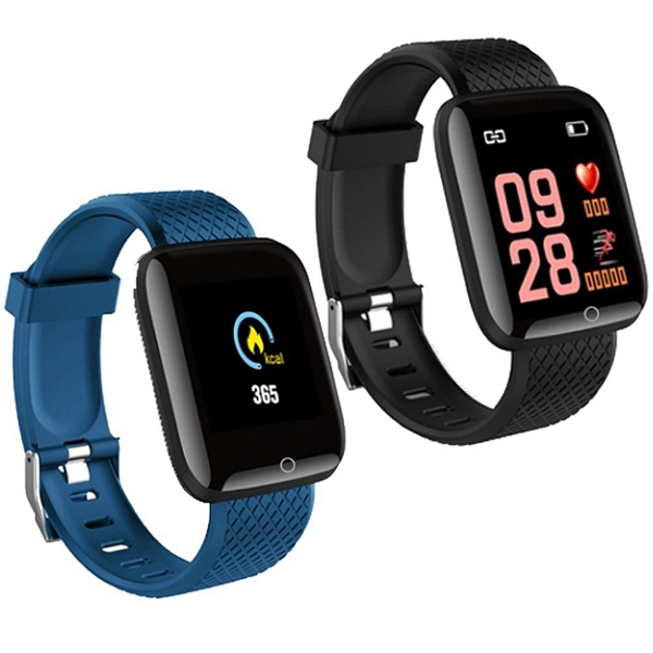 『時尚監控館』 SK07 智慧運動手錶心率/步伐/運動模式 來電/訊息通知 藍牙拍照 智慧防丟