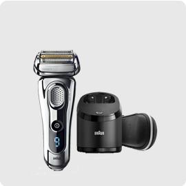 小倉家 【9296CC-P】電動刮鬍刀 新9系列 刮鬍刀 3D刀頭 防水 鈦塗層刀片