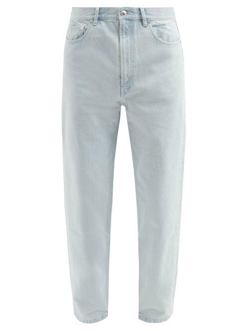 A.P.C. - Martin Straight-leg Jeans - Mens - Light Blue
