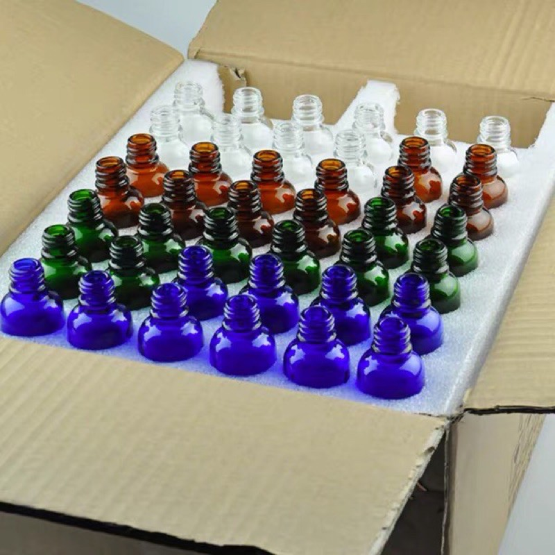 【gali嘉莉美妝】精油瓶 空瓶 空瓶棕茶色玻璃樽分裝瓶5/10/15/20/30/50/100ml