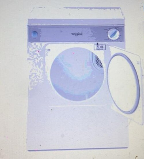 [COSCO代購] W131141 惠而浦 7公斤直立電力型乾衣機 8TLDR3822HQ