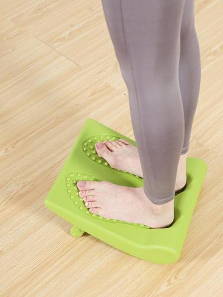 奇魔師日本瘦腿拉筋板腓腸肌家用健身踏板小腿拉伸神器足底按摩器