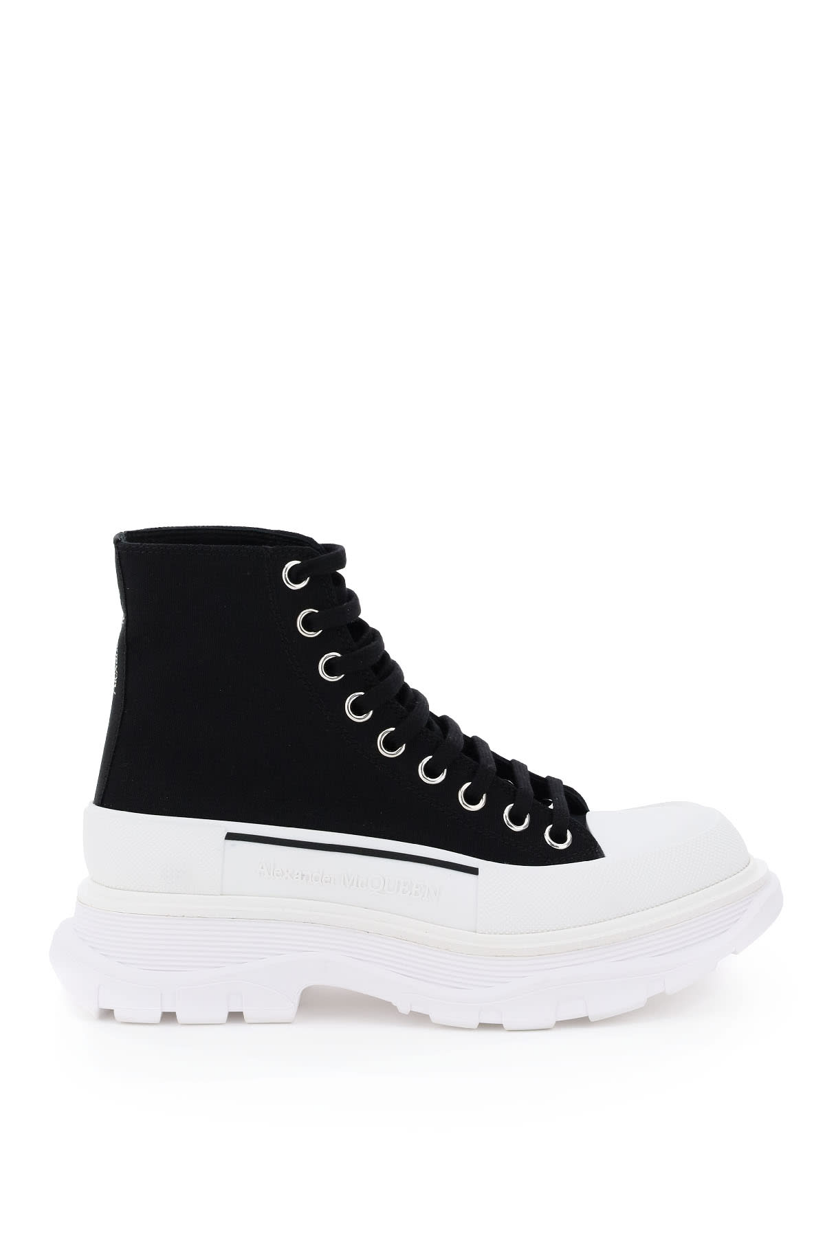 Alexander McQueen Tread Sleek Boots