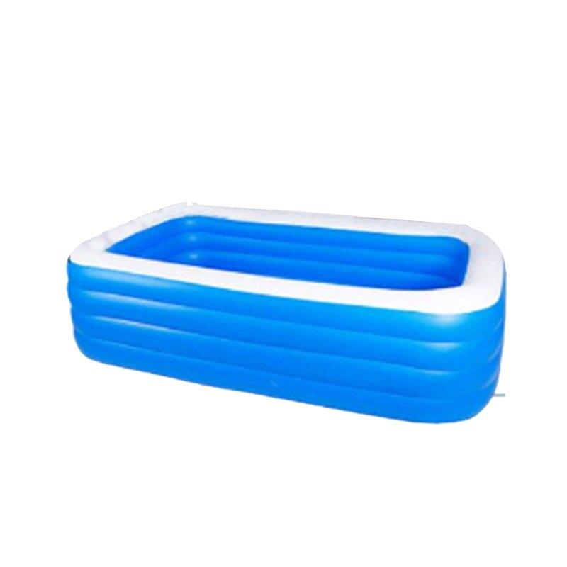 充氣游泳池 兒童戲水池 電動充氣泳池 家庭戲水池 球池 重磅超質感 嬰幼兒游泳池 游泳池 氣墊游泳池