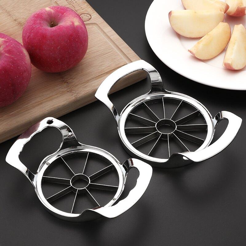 廚房多功能切菜神器 切片器 304不鏽鋼切蘋果神器切水果神器大號分果切果分割切片切割去核器『xy0888』