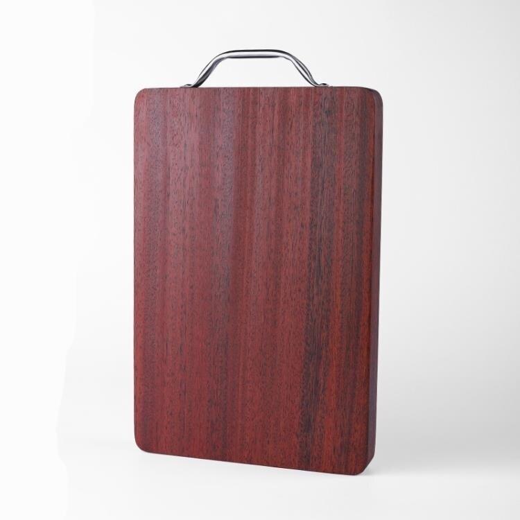 【九折】老年樹鐵木菜板耐用防霉廚房家用面板長方形案板整木實木砧板