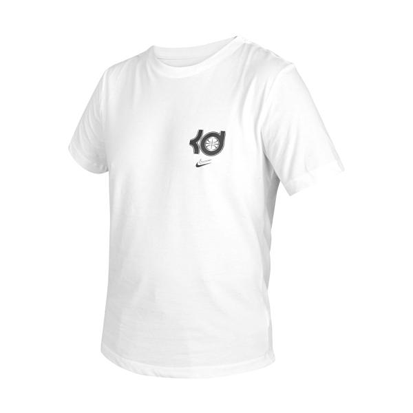 NIKE 男短袖T恤(Kevin Durant 籃球 運動 Dri-FIT 上衣≡體院≡ DD0776-100