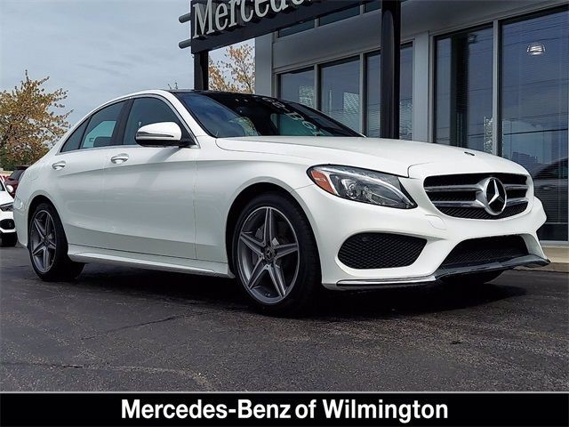 [訂金賣場]Certified 2018 C 300 4MATIC Sedan