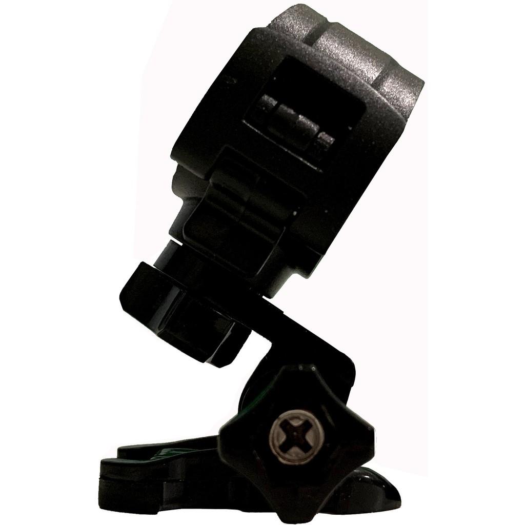 M777 M550 M797 plus sj2000 a1 c300獵豹快拆環機車行車記錄器支架筒形行車記錄器支架快拆架