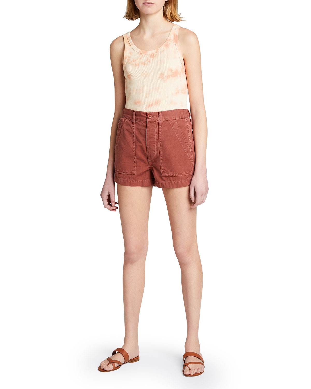 Ranger Cotton Shorts