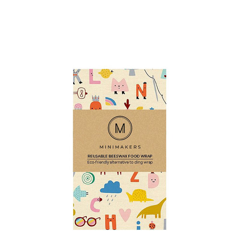 Minimaker ABC - 蜂蠟布
