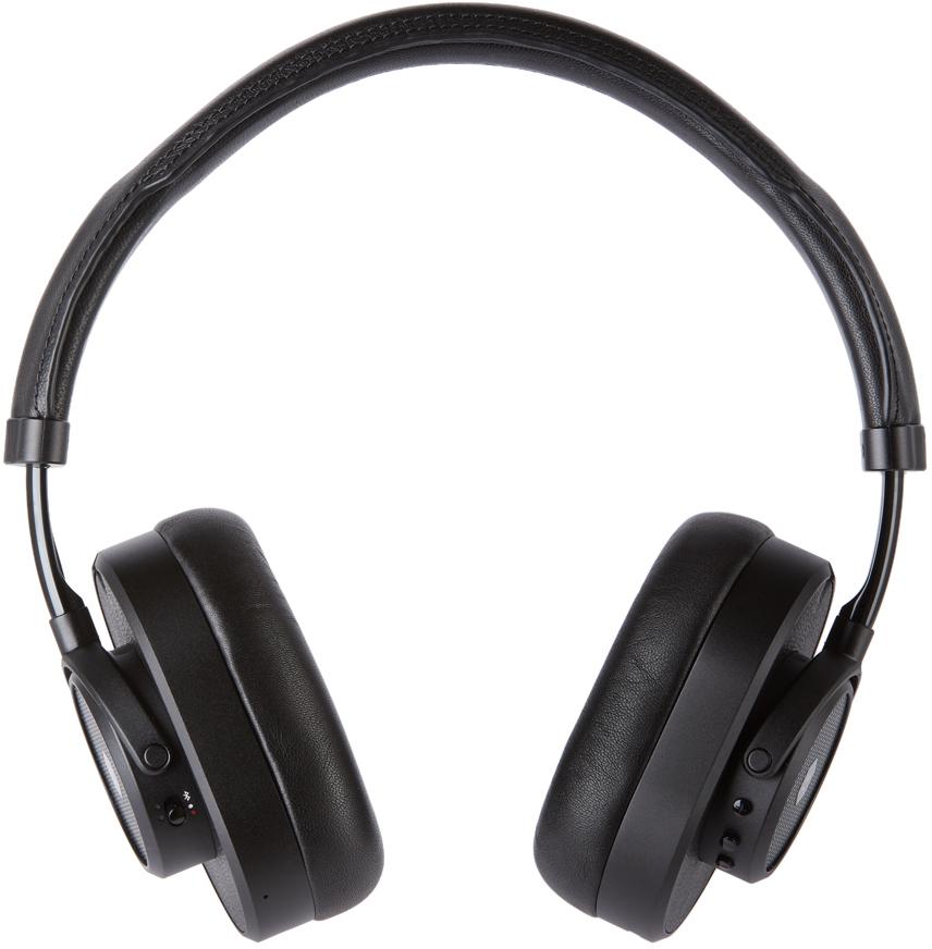 Master & Dynamic 黑色 MW65 耳机