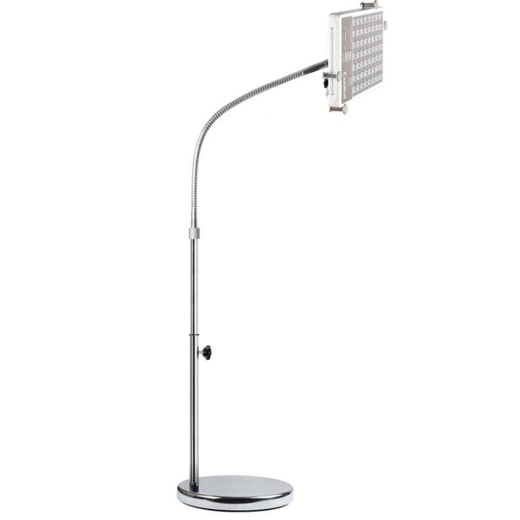 大排燈支架美容儀小排燈支架led美容燈立式架子桌面床上落地支架ATF