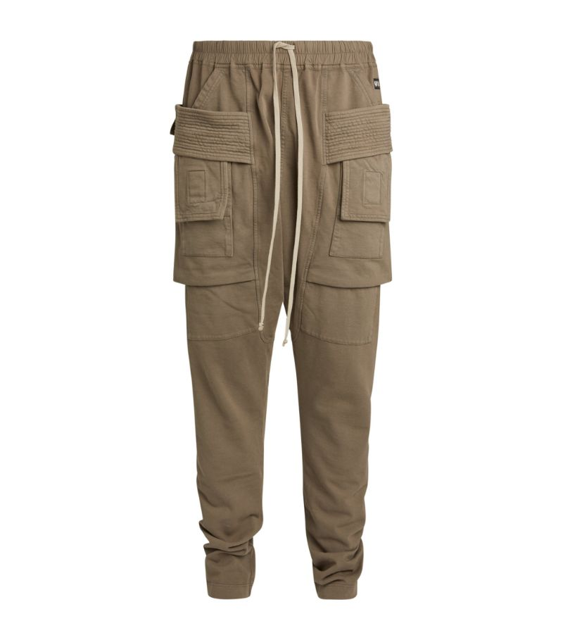 Rick Owens Creatch Cargo Trousers