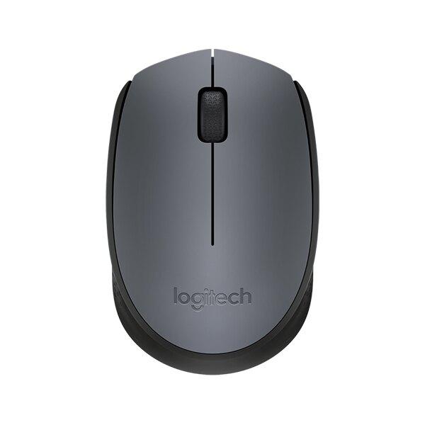 【最高折$300+高點數回饋】Logitech 羅技 M171 無線滑鼠 灰