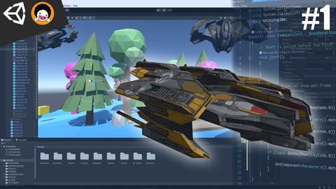 Unity 2021 Videojuegos - Fundamentos bases y concepto