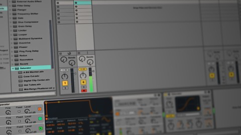 Ableton Live - Bass Masterclass