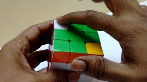 Solve both 3x3 and 2x2 Rubik cube by ONE simple algorithm