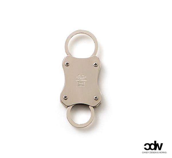 Candy Design & Works Wilson Keyring復古彈簧鑰匙圈
