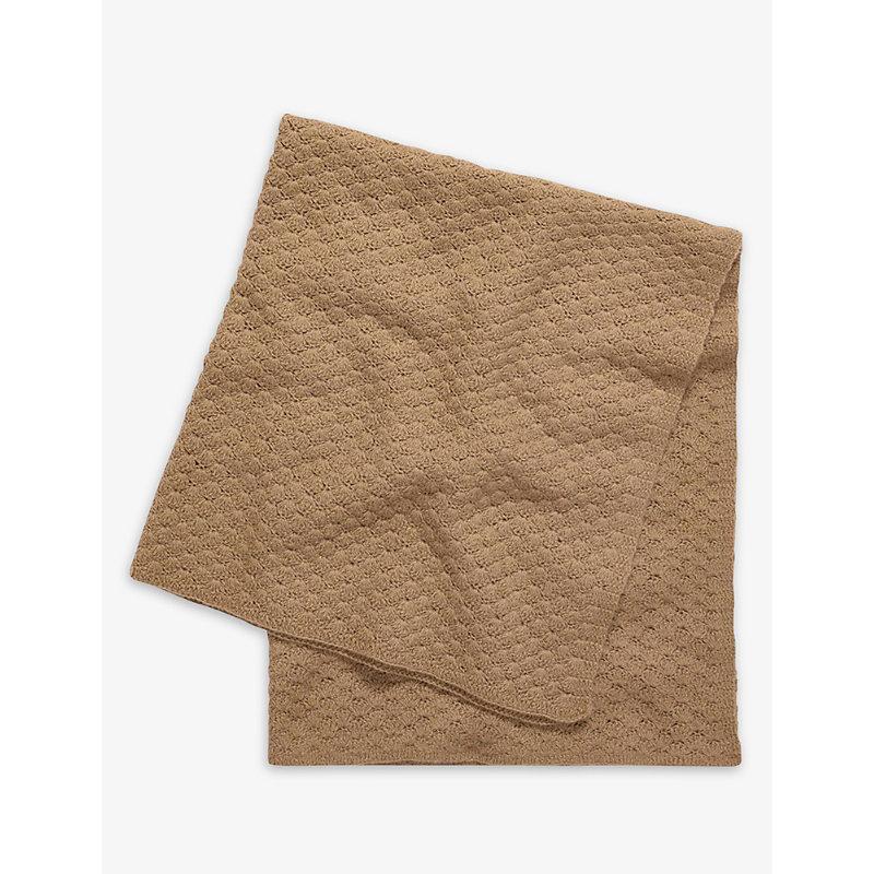 Lark cashmere baby blanket