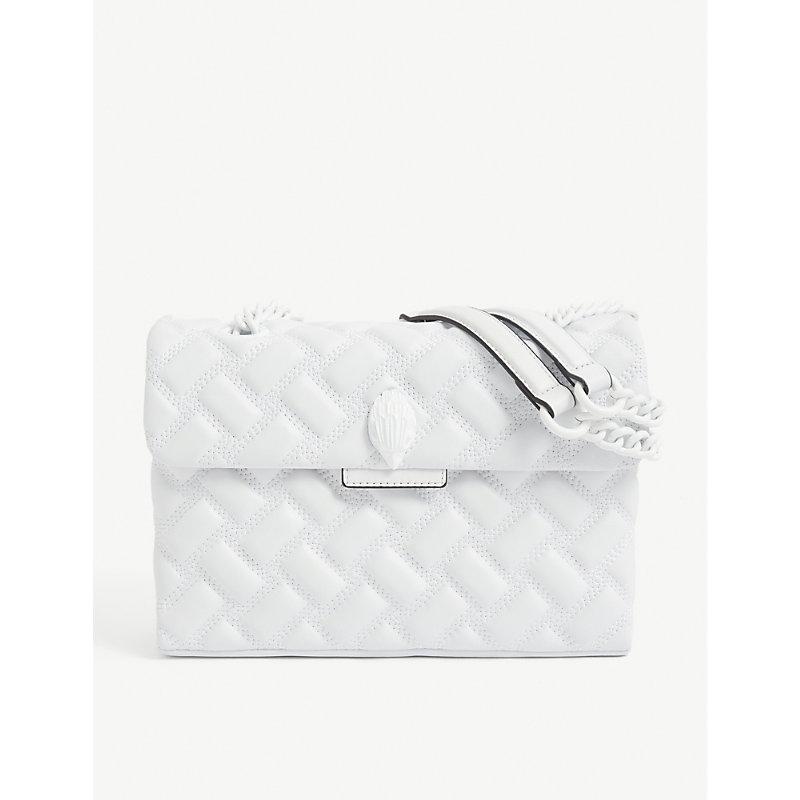 Kensington Drench leather shoulder bag