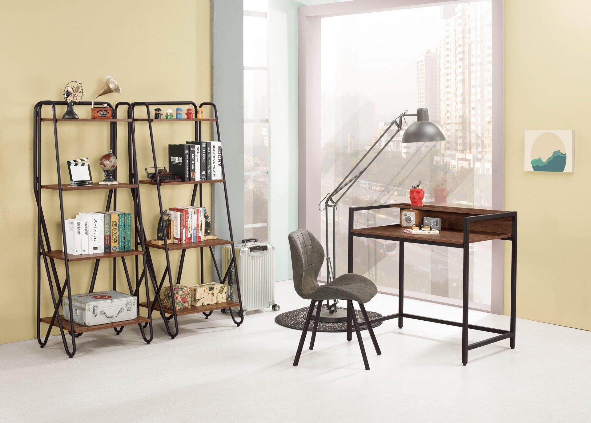 【尚品家具】CM-885-3 伯恩斯3尺書桌