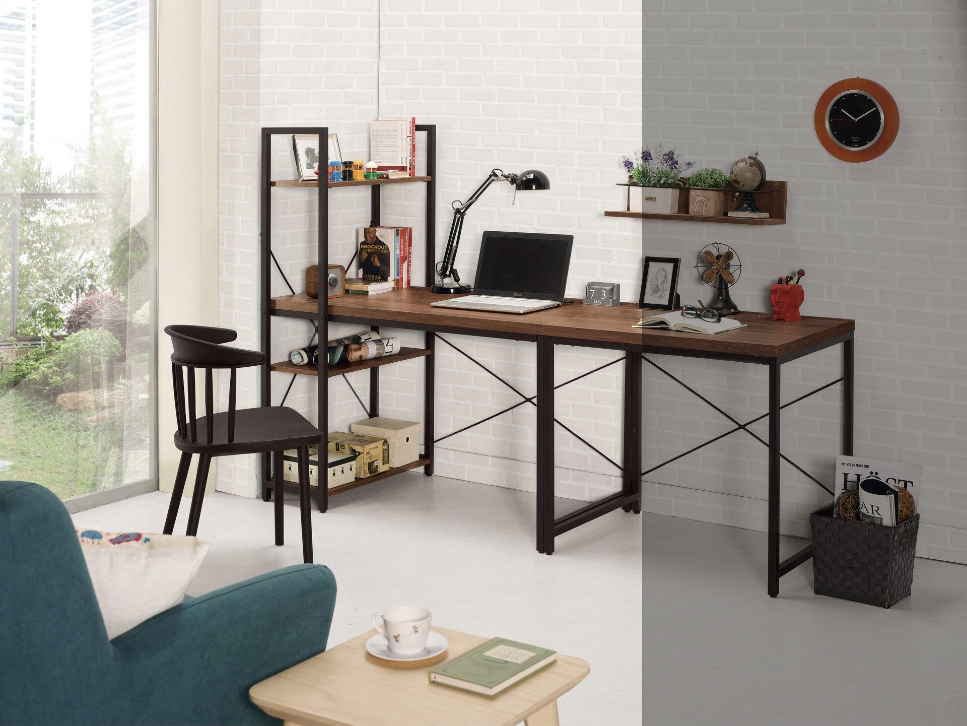 【尚品家具】CM-885-1 伯恩斯L型書桌