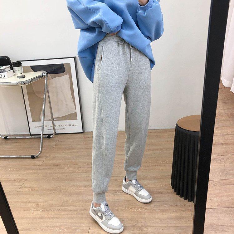 【missy shop】俐落運動長褲-6748101