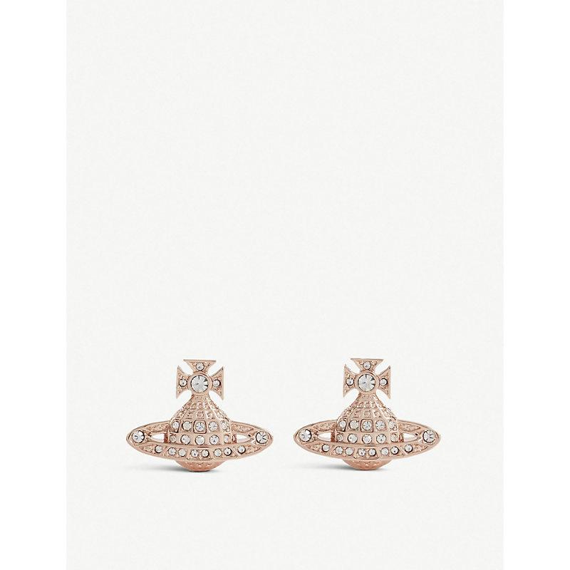 Minnie Bas Relief orb stud earrings