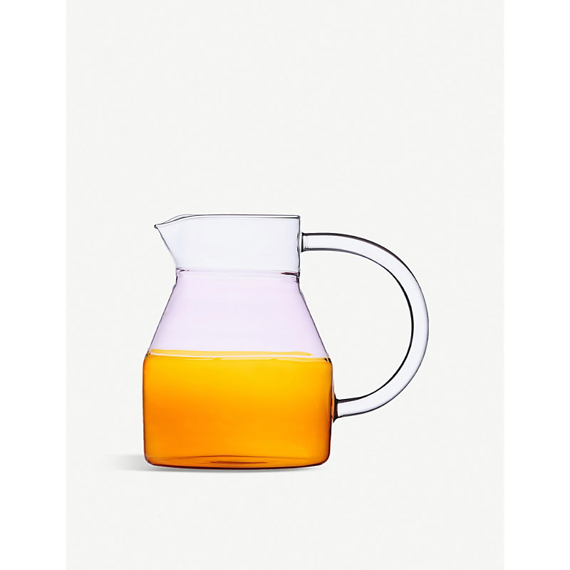 Caipirinha glass jug