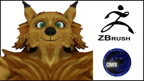 Zbrush 2021.1.2 - Sculpter un personnage de A a Z