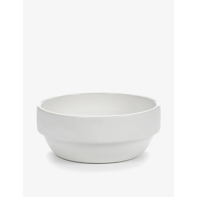 Passe-Partout glazed porcelain bowl 14cm