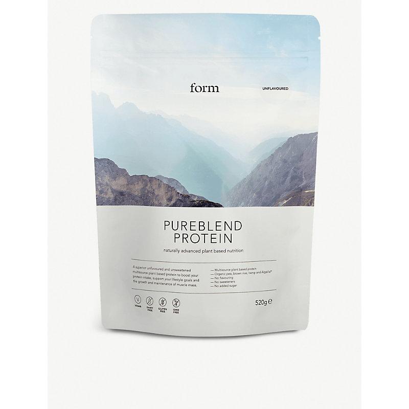 Pureblend Protein powder unflavoured 520g