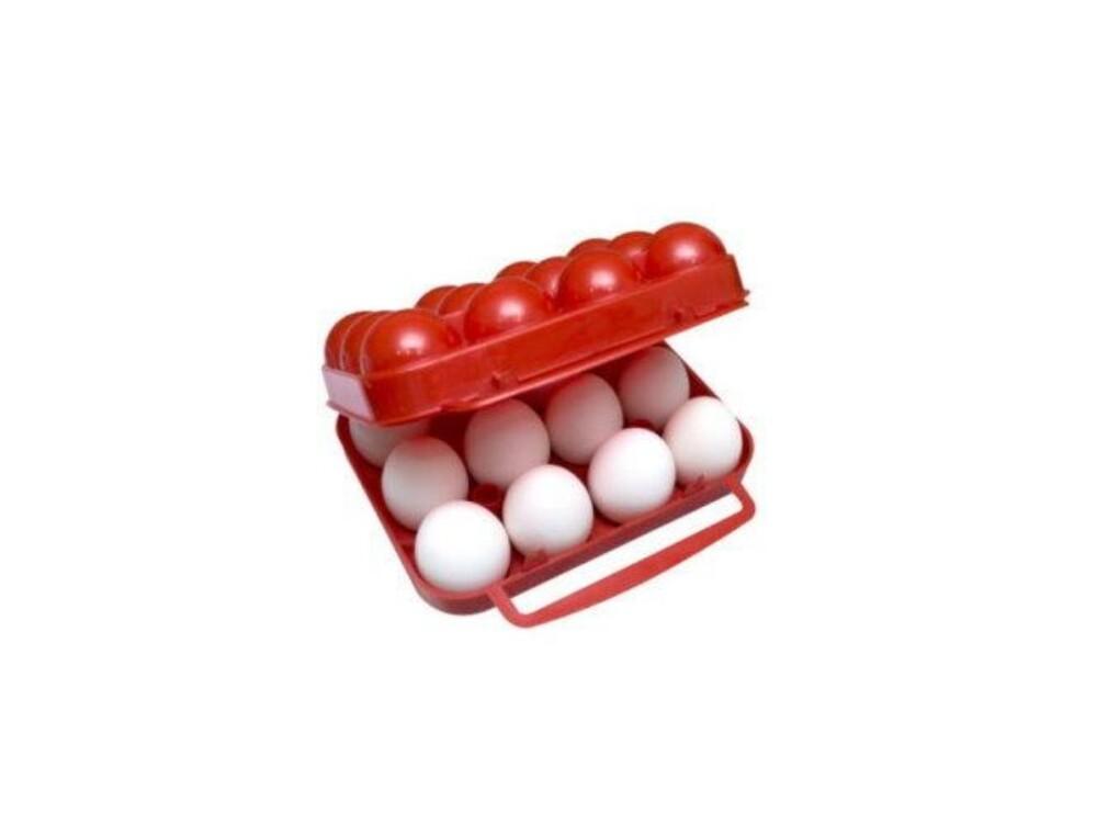 十二粒裝蛋盒5612 戶外休閒露營用品